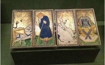 The History of Tarot Cards Creation